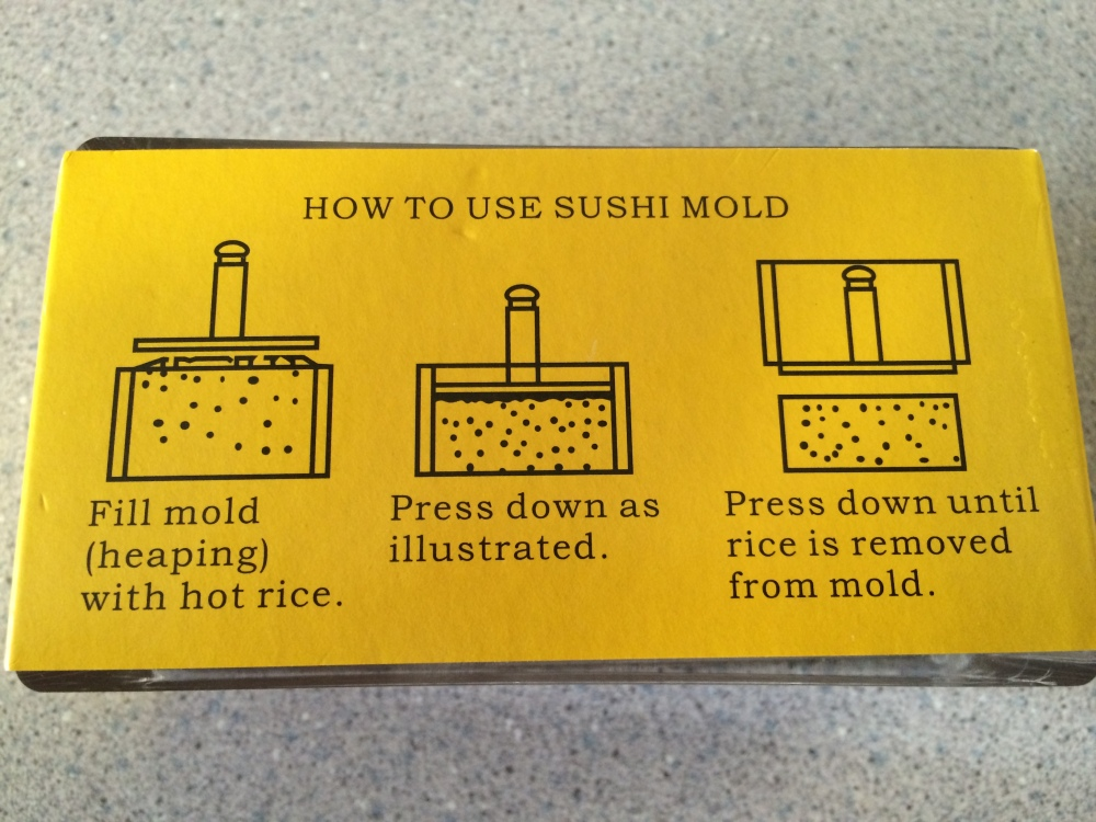 """How to use the spam mold"""