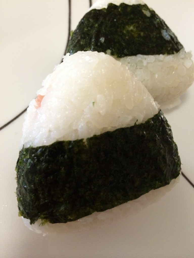 2 perfect musubi's emerge :)