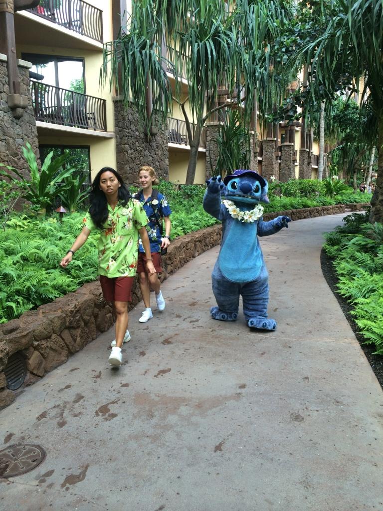 Hi Stitch!