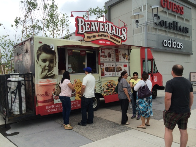 The Beavertail Mobile Food Truck