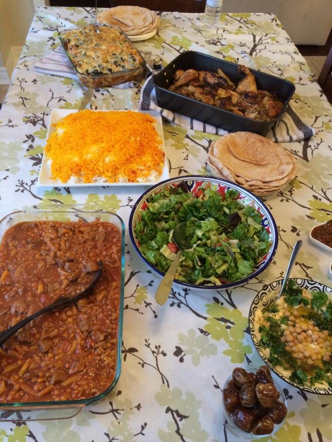 persian iftar