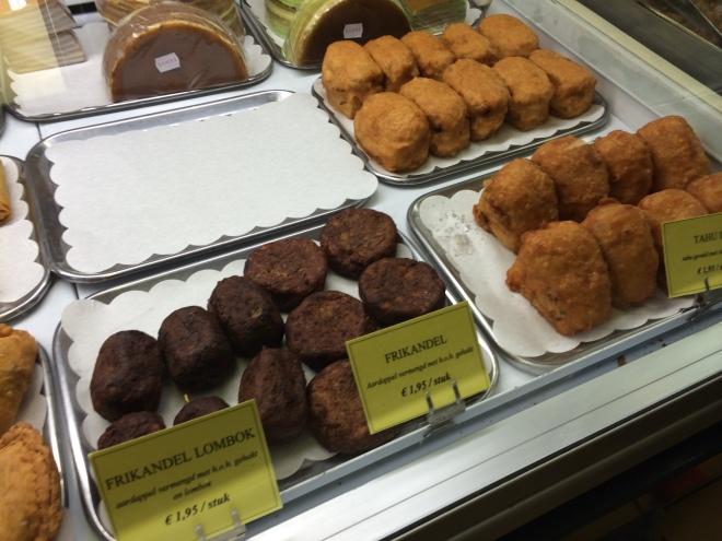 Yummy Indonesian snacks!