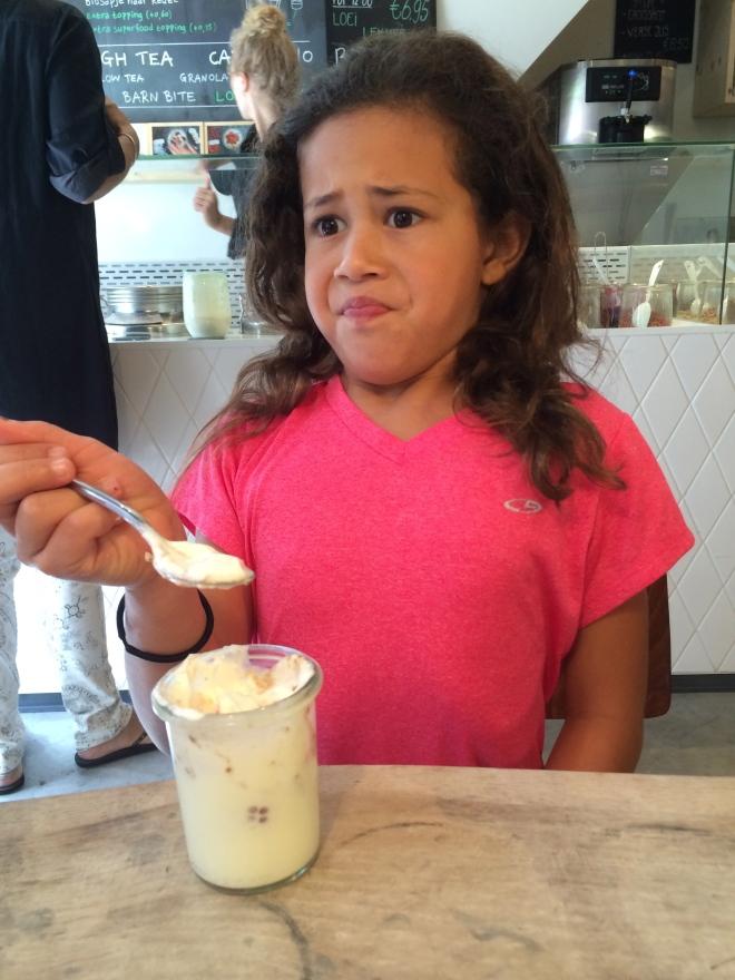 """""""uh, it's yogurt?!"""""""