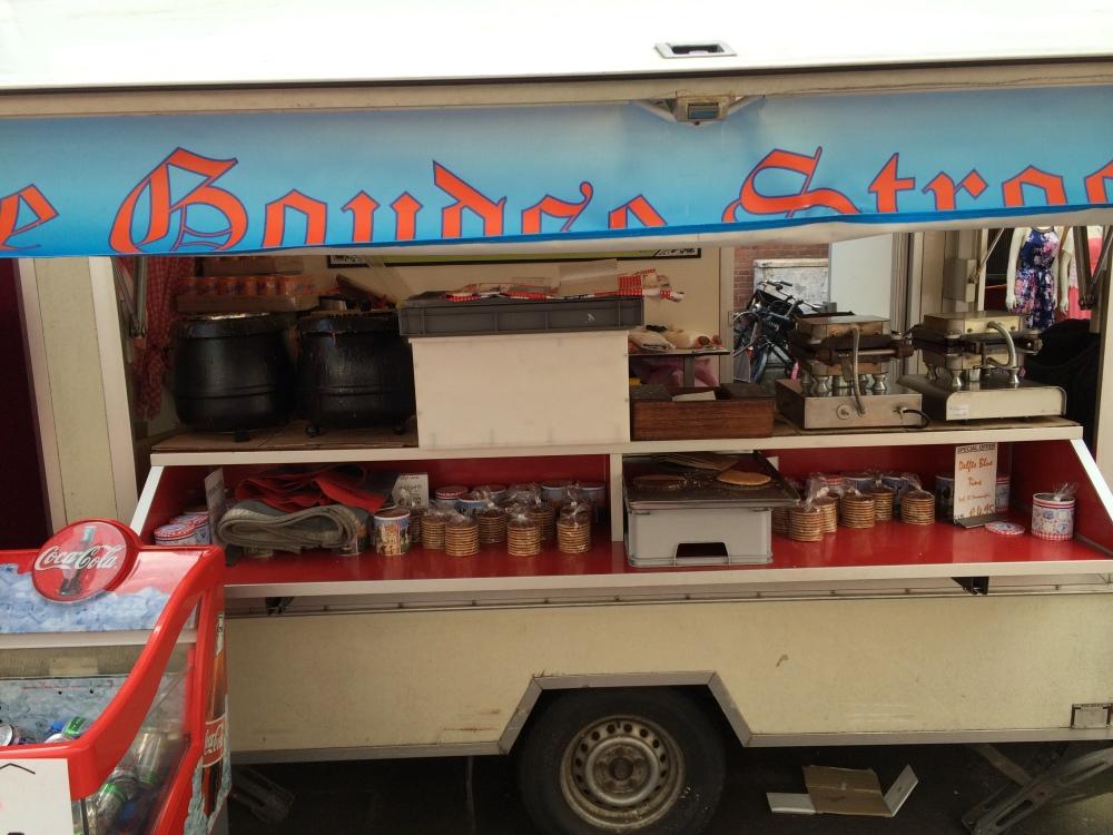 Stroopwafel Food Truck