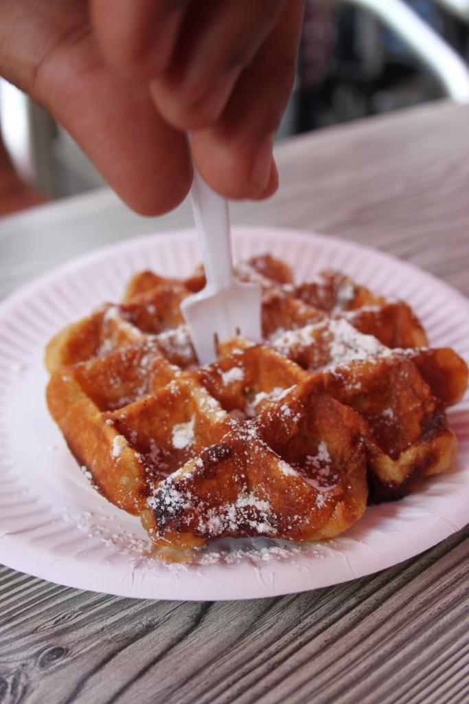 Liege Waffle