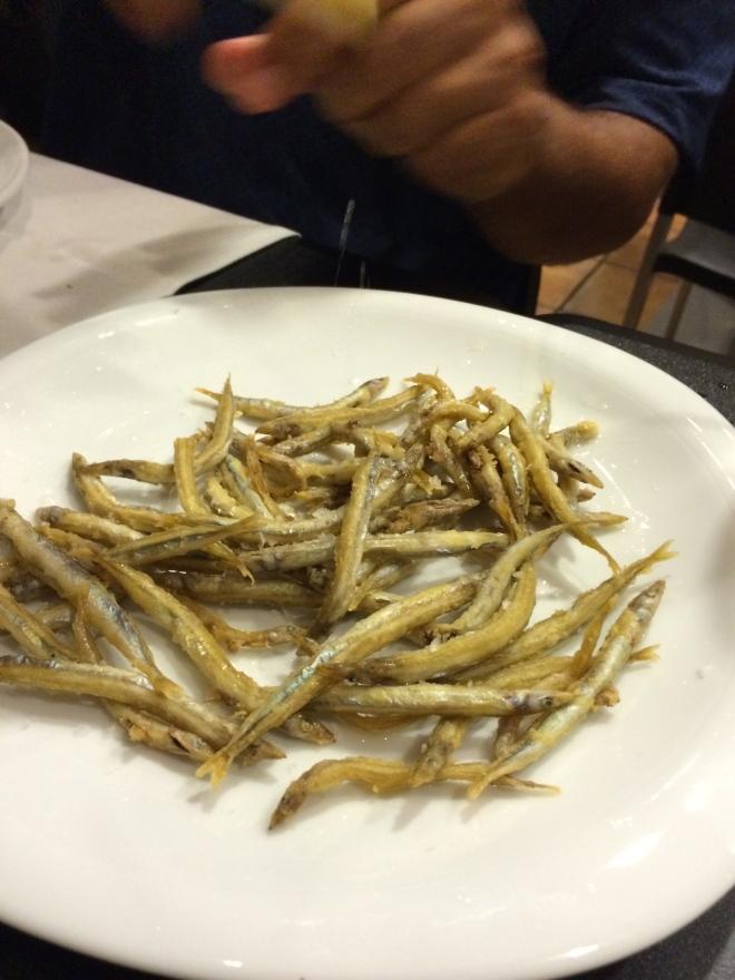 Sonso, similar to sardines :)