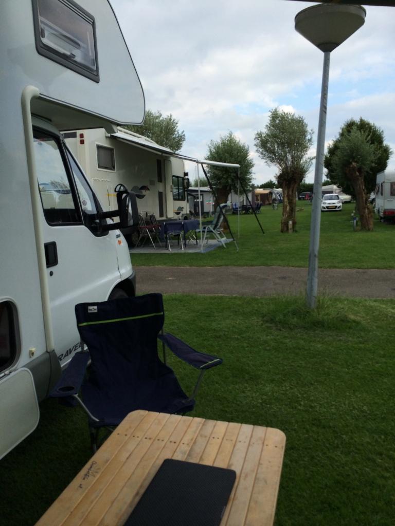 Camping Strandbad Edam