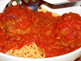 Bucca's Meatballs ;)