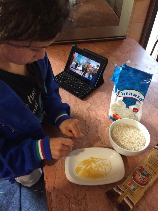 Lebanese Rice Pilaf